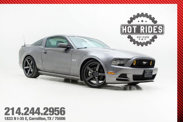 2014 Ford Mustang GT 5.0 With Upgrades