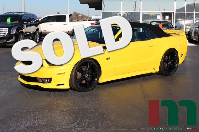 2014 Ford Mustang Saleen 302 SC in Granite City Illinois