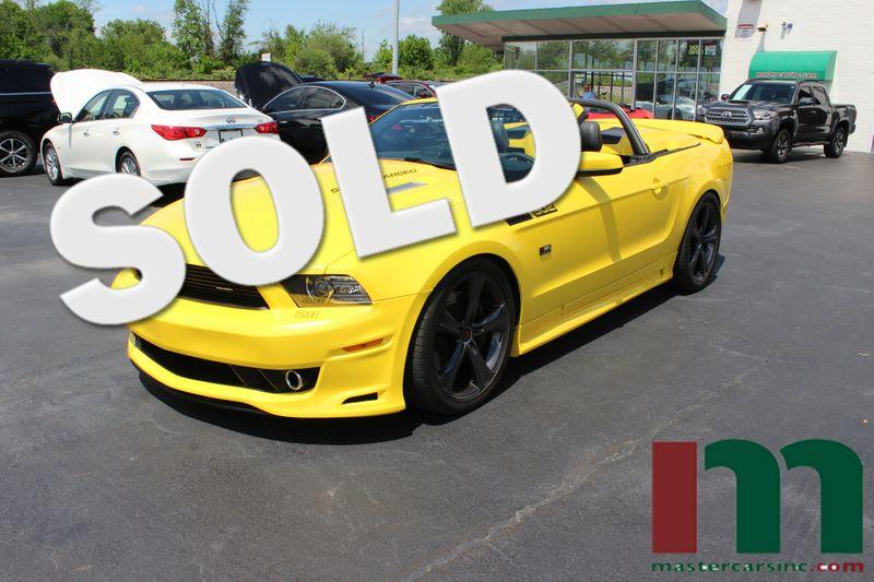 2014 Ford Mustang Saleen 302 SC Black Label | Granite City, Illinois | MasterCars Company Inc. in Granite City Illinois