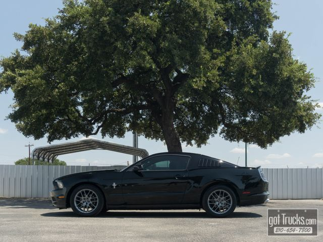 2014 Ford Mustang Coupe 3.7L V6 RWD