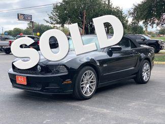 2014 Ford Mustang GT Convertible in San Antonio, TX 78233