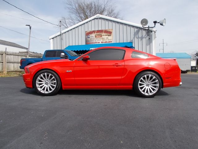 2014 Ford Mustang GT Shelbyville, TN 1