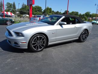 2014 Ford Mustang GT Premium in Valparaiso, Indiana 46385