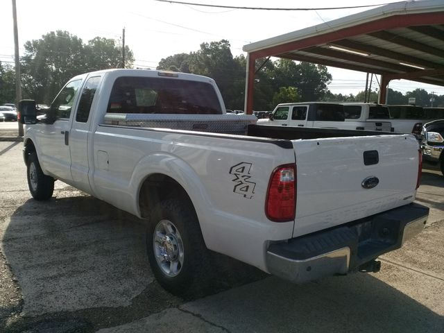 2014 Ford Super Duty F-250 4x4 XLT Houston, Mississippi 5