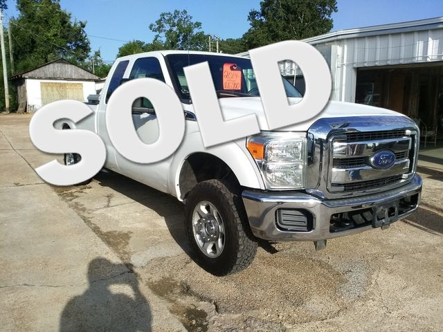 2014 Ford Super Duty F-250 4x4 XLT Houston, Mississippi