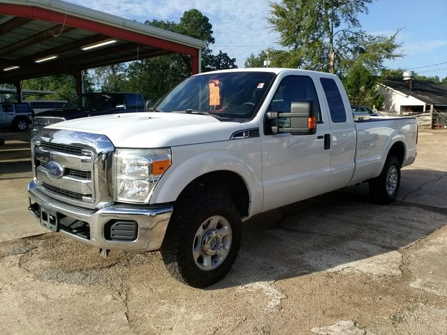 2014 Ford Super Duty F-250 4x4 XLT Houston, Mississippi 1