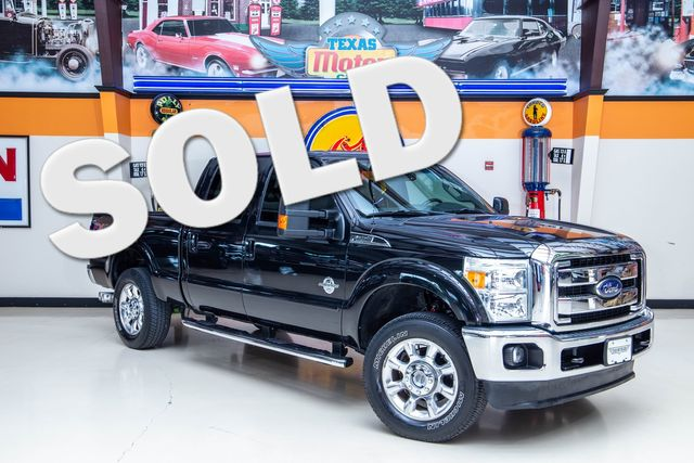 2014 Ford Super Duty F-250 Lariat SRW 4x4