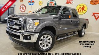 2014 Ford Super Duty F-250 Lariat 4X4 DIESEL,NAV,BACK-UP,HTD/COOL LTH,20'S... in Carrollton TX, 75006