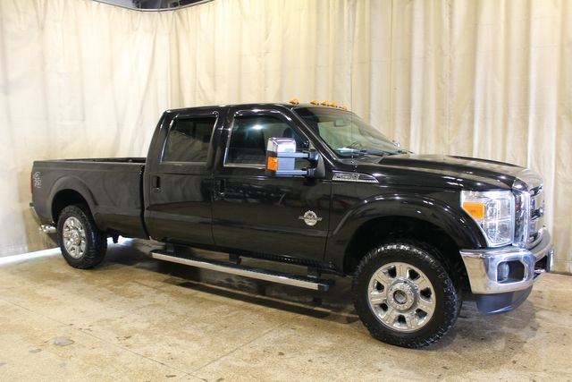 2014 Ford Super Duty F-250 crew cab diesel 4x4 long bed Lariat