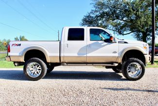 2014 Ford Super Duty F-250 Crew Cab King Ranch 4x4 6.7L Powerstroke Diesel Auto LIFTED Sealy, Texas 12