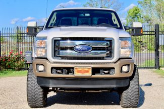 2014 Ford Super Duty F-250 Crew Cab King Ranch 4x4 6.7L Powerstroke Diesel Auto LIFTED Sealy, Texas 3