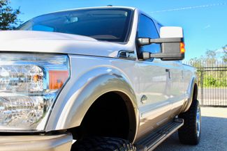 2014 Ford Super Duty F-250 Crew Cab King Ranch 4x4 6.7L Powerstroke Diesel Auto LIFTED Sealy, Texas 4