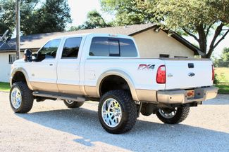 2014 Ford Super Duty F-250 Crew Cab King Ranch 4x4 6.7L Powerstroke Diesel Auto LIFTED Sealy, Texas 7