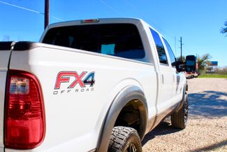 2014 Ford Super Duty F-250 Lariat Crew Cab 4x4 6.7L Powerstroke Diesel Auto Sealy, Texas 10
