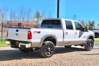 2014 Ford Super Duty F-250 Lariat Crew Cab 4x4 6.7L Powerstroke Diesel Auto Sealy, Texas 11