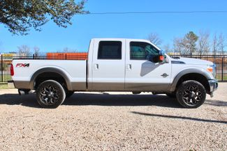 2014 Ford Super Duty F-250 Lariat Crew Cab 4x4 6.7L Powerstroke Diesel Auto Sealy, Texas 12