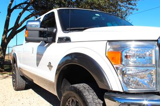 2014 Ford Super Duty F-250 Lariat Crew Cab 4x4 6.7L Powerstroke Diesel Auto Sealy, Texas 2