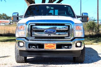 2014 Ford Super Duty F-250 Lariat Crew Cab 4x4 6.7L Powerstroke Diesel Auto Sealy, Texas 3