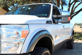 2014 Ford Super Duty F-250 Lariat Crew Cab 4x4 6.7L Powerstroke Diesel Auto Sealy, Texas 4