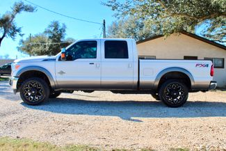 2014 Ford Super Duty F-250 Lariat Crew Cab 4x4 6.7L Powerstroke Diesel Auto Sealy, Texas 6
