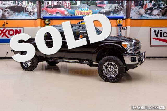 2014 Ford Super Duty F-250 Pickup Lariat 4X4
