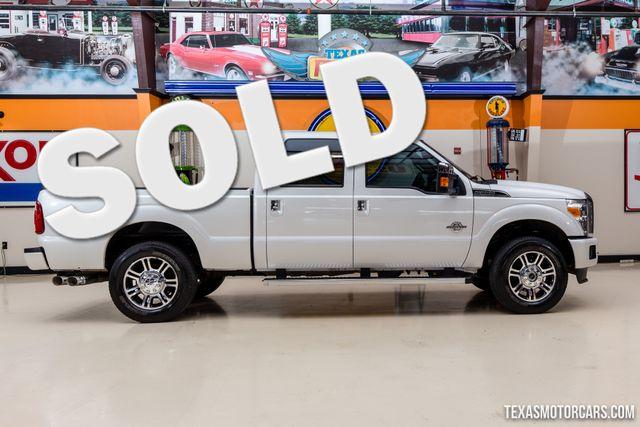 2014 Ford Super Duty F-250 Pickup Platinum 4x4