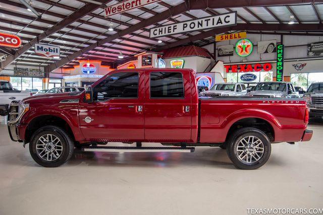 2014 Ford Super Duty F-250 Pickup Platinum in Addison, Texas 75001