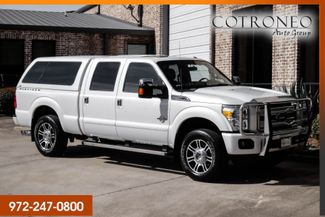 2014 Ford Super Duty F-250 Platinum FX4 Diesel in Addison, TX 75001
