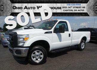 2014 Ford Super Duty F-250 Pickup 4x4 V8 1-Owner Clean Carfax We Finance | Canton, Ohio | Ohio Auto Warehouse LLC in  Ohio
