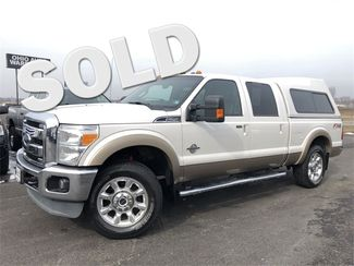 2014 Ford F-250SD Lariat 4x4 Crew Powerstroke Diesel Navi Roof Cl... | Canton, Ohio | Ohio Auto Warehouse LLC in Canton Ohio
