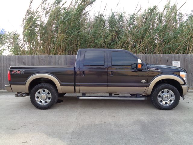 2014 Ford Super Duty F-250 Pickup King Ranch Corpus Christi, Texas 5