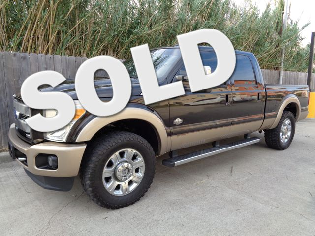 2014 Ford Super Duty F-250 Pickup King Ranch Corpus Christi, Texas 0