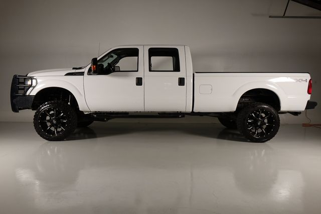 2014 Ford Super Duty F-250 Pickup XL Diesel 4 Wheel Drive Texas Truck Lifted