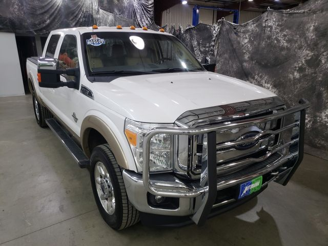 2014 Ford Super Duty F-250 Pickup Lariat 6.7L 1 owner Stock in Dickinson, ND 58601