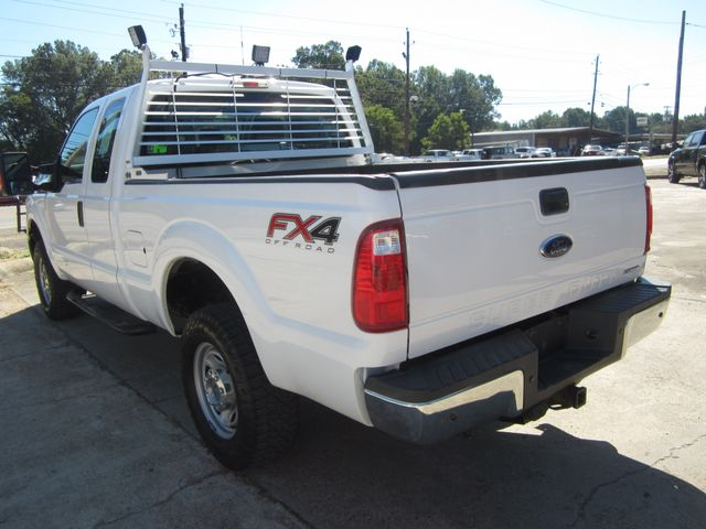 2014 Ford Super Duty F-250 Pickup XL Ext Cab 4x4 Houston, Mississippi 5