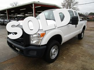 2014 Ford Super Duty F-250 4x4 XL Houston, Mississippi