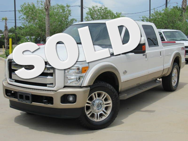 2014 Ford Super Duty F-250 Pickup King Ranch | Houston, TX | American Auto Centers in Houston TX