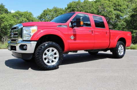 2014 Ford Super Duty F-250 Pickup Lariat - 4x4 - 1 OWNER in Liberty Hill , TX