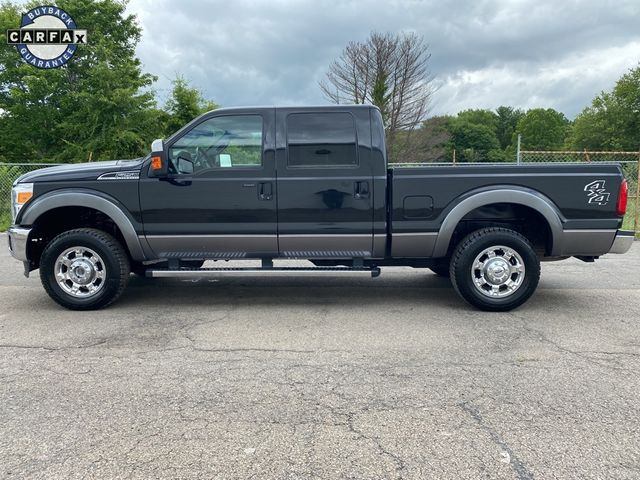 2014 Ford Super Duty F-250 Pickup Lariat Madison, NC 4