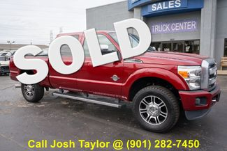 2014 Ford Super Duty F-250 Pickup Platinum in  Tennessee