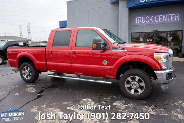 2014 Ford Super Duty F-250 Pickup Lariat