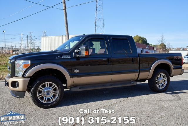2014 Ford Super Duty F-250 Pickup King Ranch in Memphis, Tennessee 38115