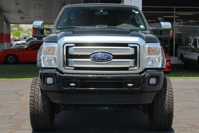 2014 Ford Super Duty F-250 Pickup Platinum Crew Cab 4x4 - LIFTED - LOT$ OF EXTRA$! Mooresville , NC 17