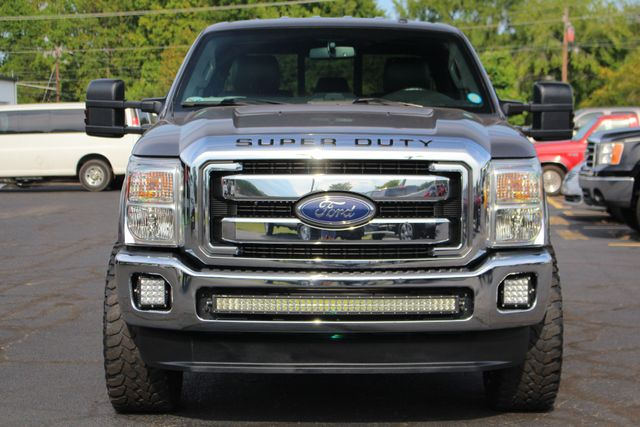 2014 Ford Super Duty F-250 Pickup Lariat Crew Cab 4x4 FX4 - ENGINE UPGRADES - EXTRA$ Mooresville , NC 15
