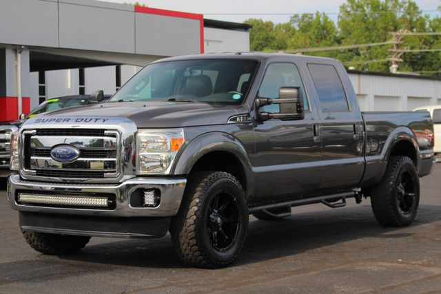 2014 Ford Super Duty F-250 Pickup Lariat Crew Cab 4x4 FX4 - ENGINE UPGRADES - EXTRA$ Mooresville , NC 23