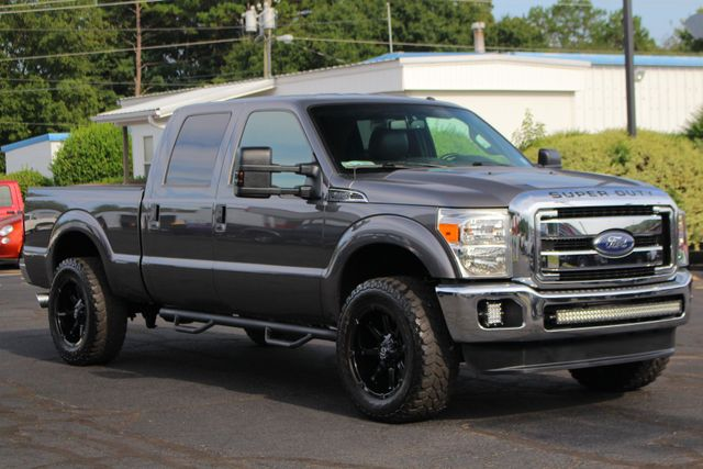 2014 Ford Super Duty F-250 Pickup Lariat Crew Cab 4x4 FX4 - ENGINE UPGRADES - EXTRA$ Mooresville , NC 22