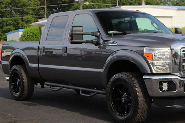 2014 Ford Super Duty F-250 Pickup Lariat Crew Cab 4x4 FX4 - ENGINE UPGRADES - EXTRA$ Mooresville , NC 26