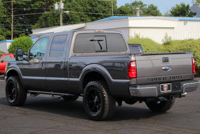 2014 Ford Super Duty F-250 Pickup Lariat Crew Cab 4x4 FX4 - ENGINE UPGRADES - EXTRA$ Mooresville , NC 25
