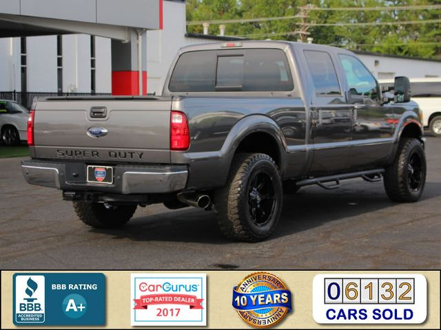 2014 Ford Super Duty F-250 Pickup Lariat Crew Cab 4x4 FX4 - ENGINE UPGRADES - EXTRA$ Mooresville , NC 2