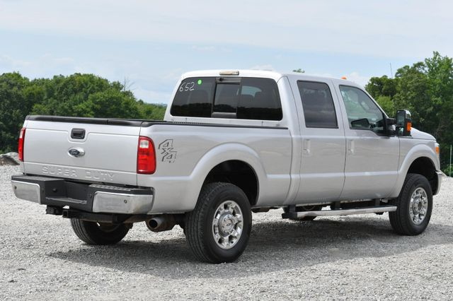 2014 Ford Super Duty F-250 Pickup Lariat Naugatuck, Connecticut 4